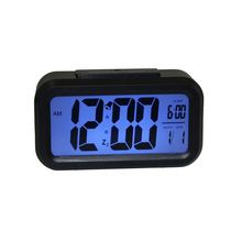 Desk digital wall clock ,h0tSRW digital transparent lcd alarm clock for sale