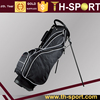 Black Stylish Polyester golf stand bag