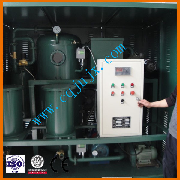 ZLA-50 Double-stage Insulating Oil Recovering Machine