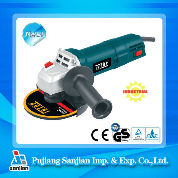 Angle Grinder, 710W 115MM Power Tool 100P, Herb grinder