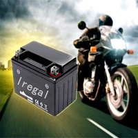 High quality maintenance Free 12v 4ah motorcycle battery from Chian
