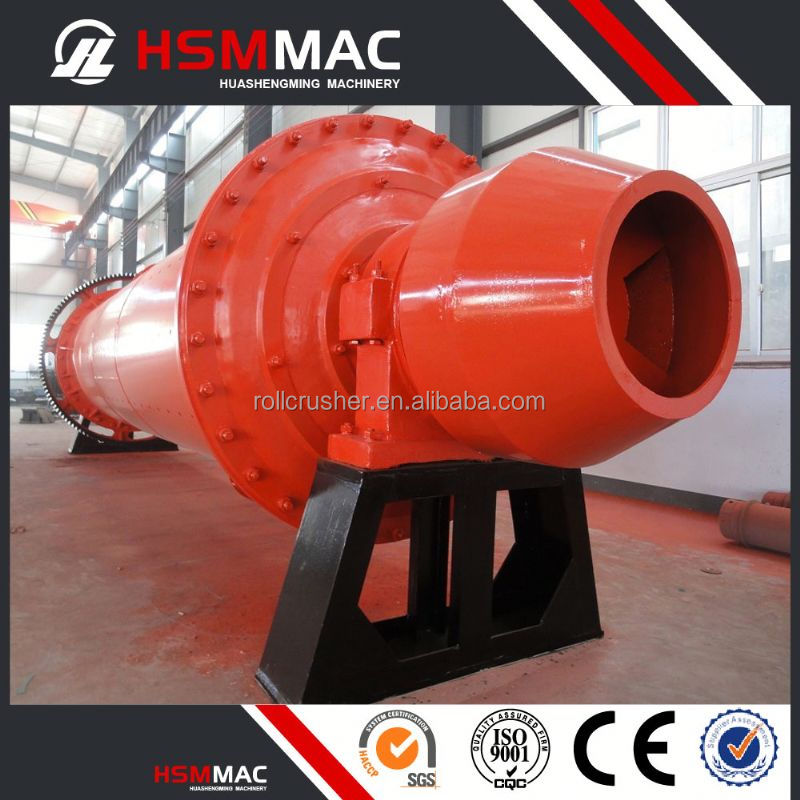 HSM Grinding Machine Ball Mill For Black Powder