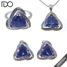 Trade assurance tanzanite color bangkok jewelry