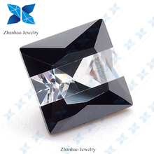 factory price raw large black gemstone for sale