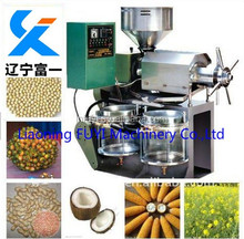 Best selling automatic mustard oil machine and palm kernel oil extraction machine