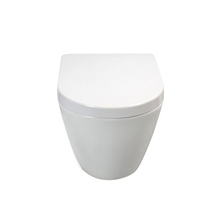 Bathroom cistern hidden sanitary ware rimless wall hung wc toilet