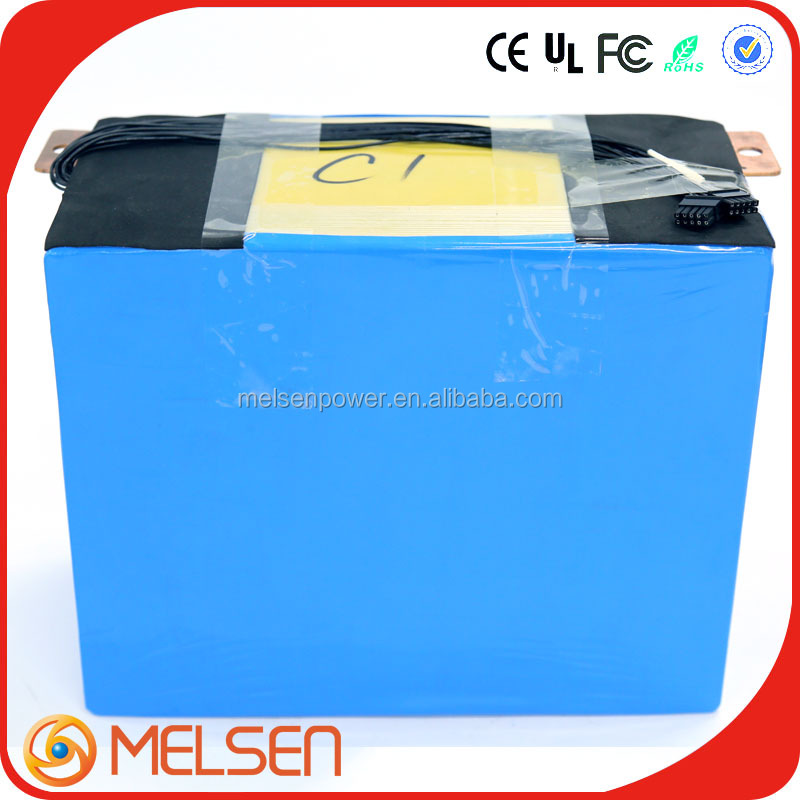 High performance lithium ion battery cell lithium polymer battery pack 1800w 24v 75ah battery pack for new EV, electric cars