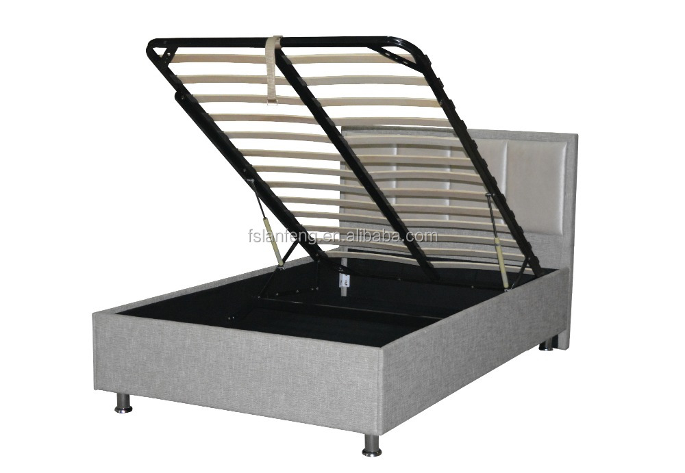 Hydraulic Bed Lift : Modern hydraulic lift up storage bed buy