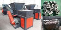 CE ISO certificated plastic pp pe waste film crusher