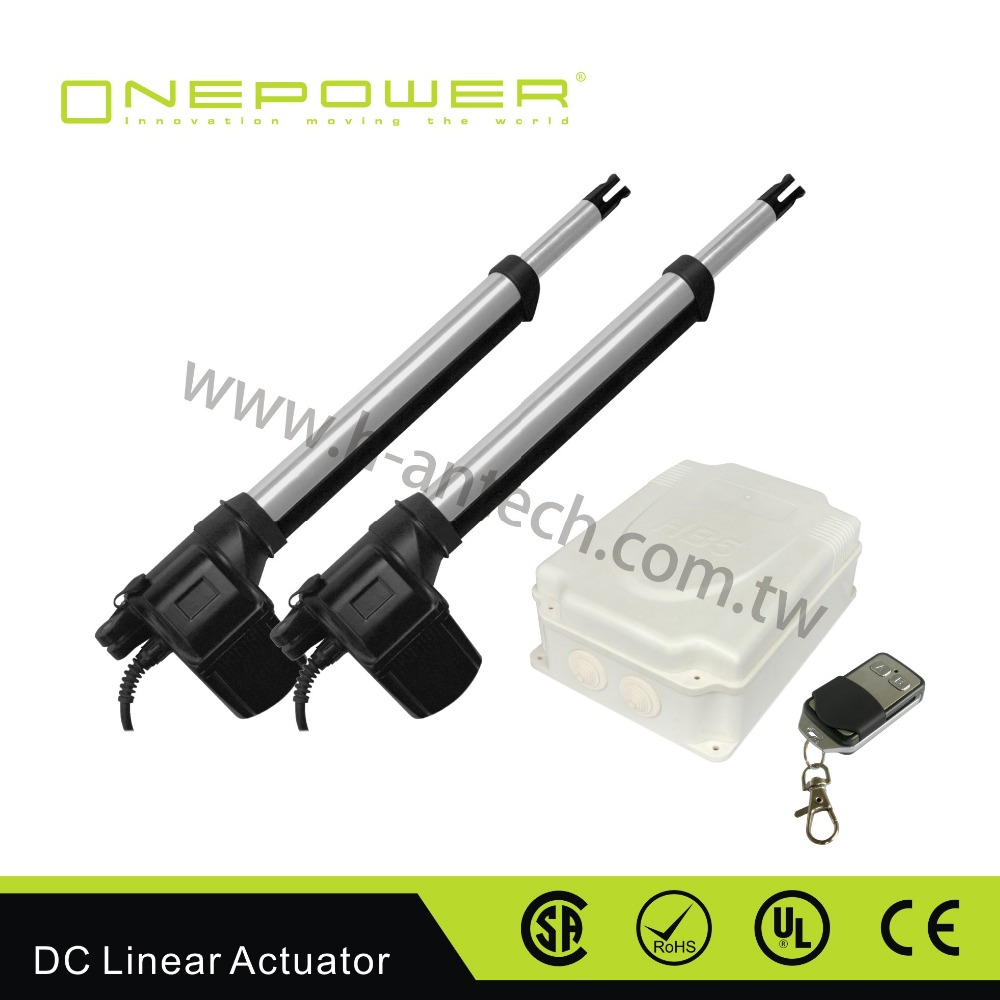 factory price 24v waterproof linear actuator for open door