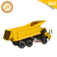 Heavy-duty dump truck model personalized souvenir gifts small diecast toys