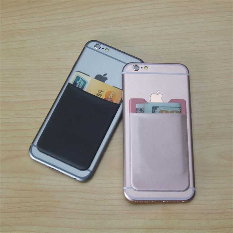 very cheap gift items phone case card holder for stock lot