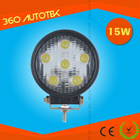 auto 15w led work lighting,for All cars,Off-Road, SUV, SSV,ATV,UTV,Truck,Boat ect.