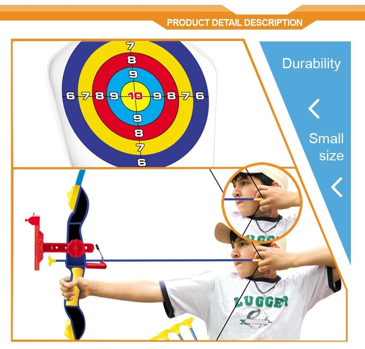 Online Shopping UK Wholesale Outdoor Toys Game Bow and Arrow Play Set Child Toy