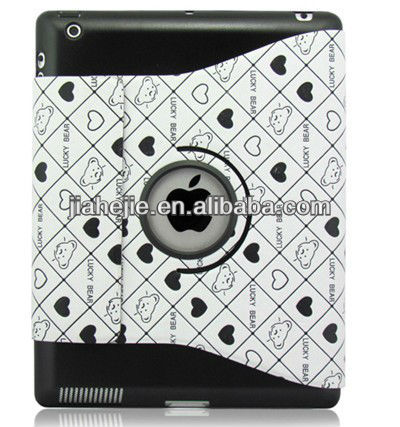 unique customized round dot tablet sleeve for tablet pc