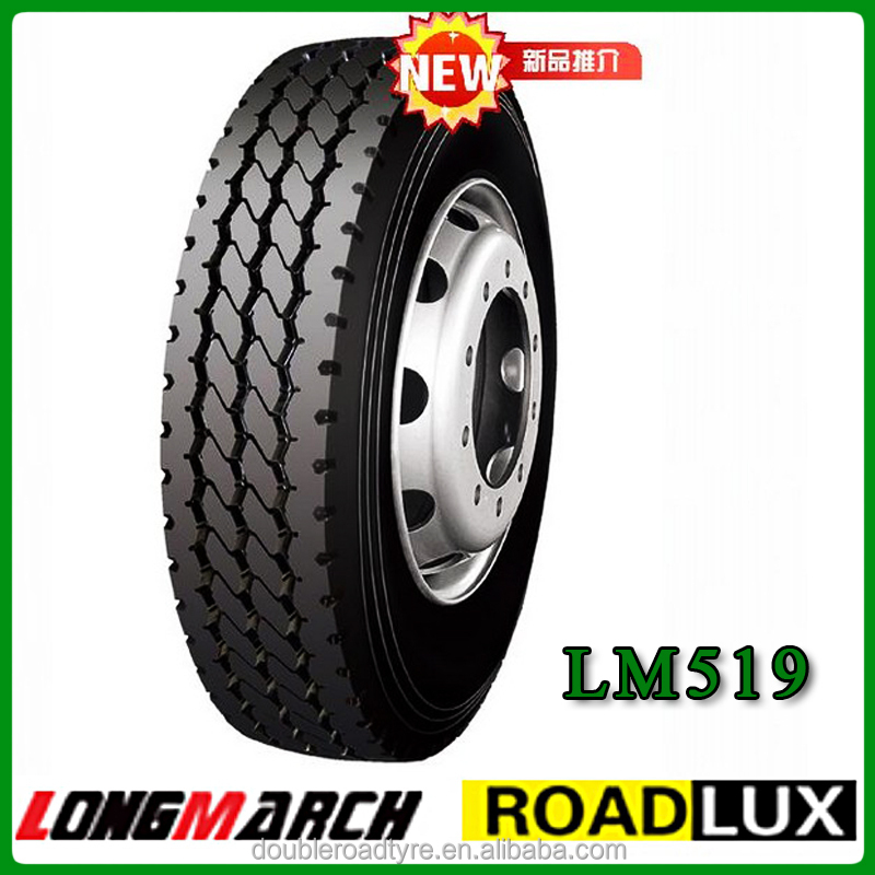 dubai tyre wholesale good quality long march 12r22.5 truck tyre