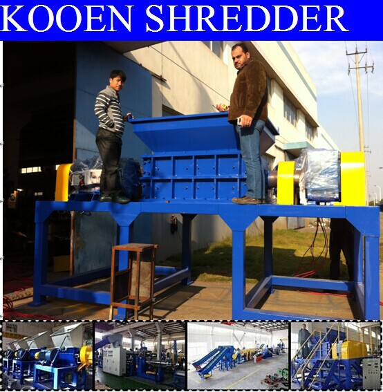 HOT used metal shredder for sale