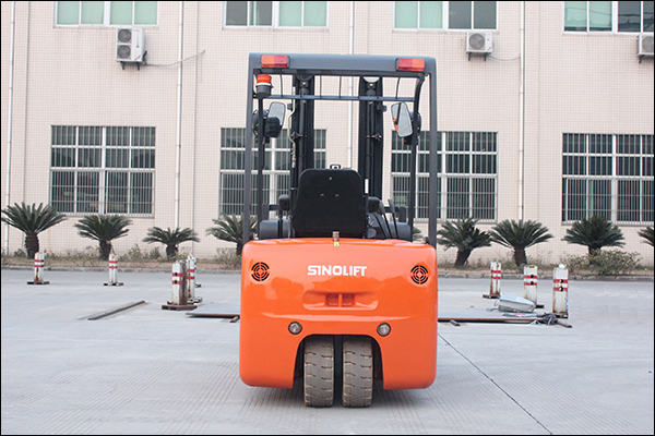 Sinolift CPDS AC Three Wheels Electric Forklift