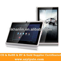 2013 HOT SALE creative mini pc kiosk With Fully CE&ROHS certification Q88