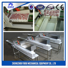 High capacity fish ball string machine/meat vegetable string machine