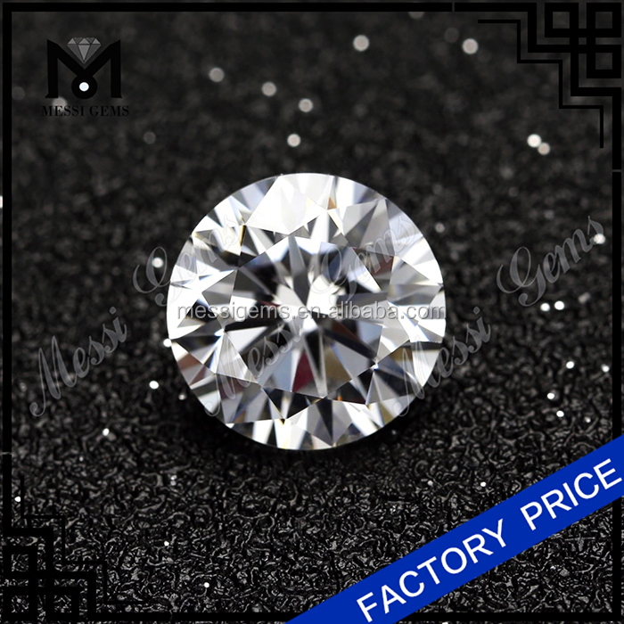 Wholesale star cut synthetic fake diamond cz stone