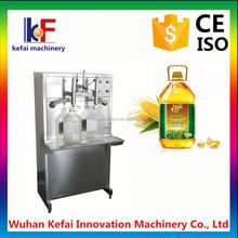 edible oil bottles filling capping machine