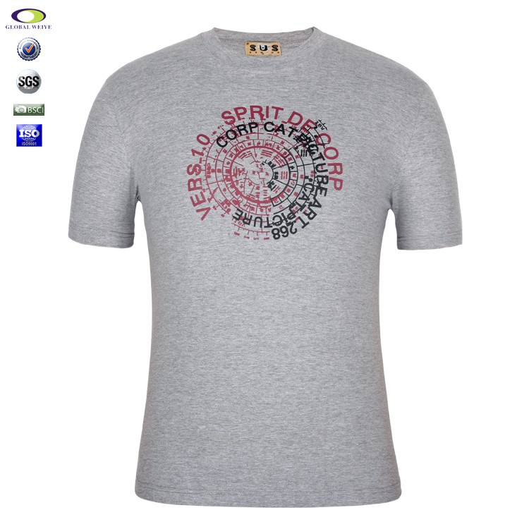 Create Your Own Wholesale Slim Fit T Shirt For Men Buy