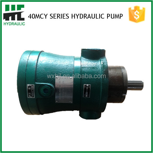 Pompa Hydraulic 40MCY Series Hydraulic Pumps Chinese Wholesalers
