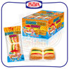 Sweet Burger Gummy Candy With Box