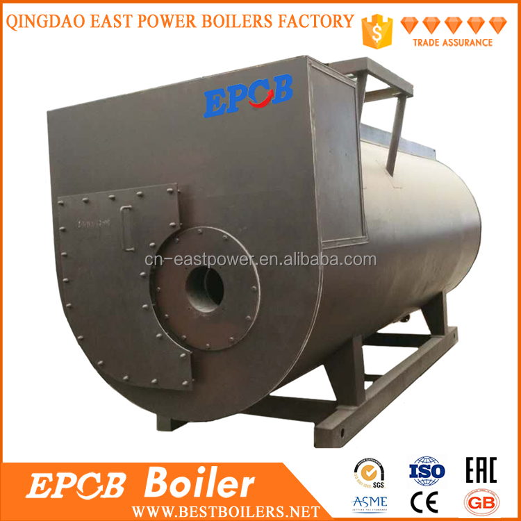 Hot Sale High Quality Industrial Oil Gas Fired Heating Water Boiler