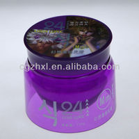 Strong hold powerful hair styling wax