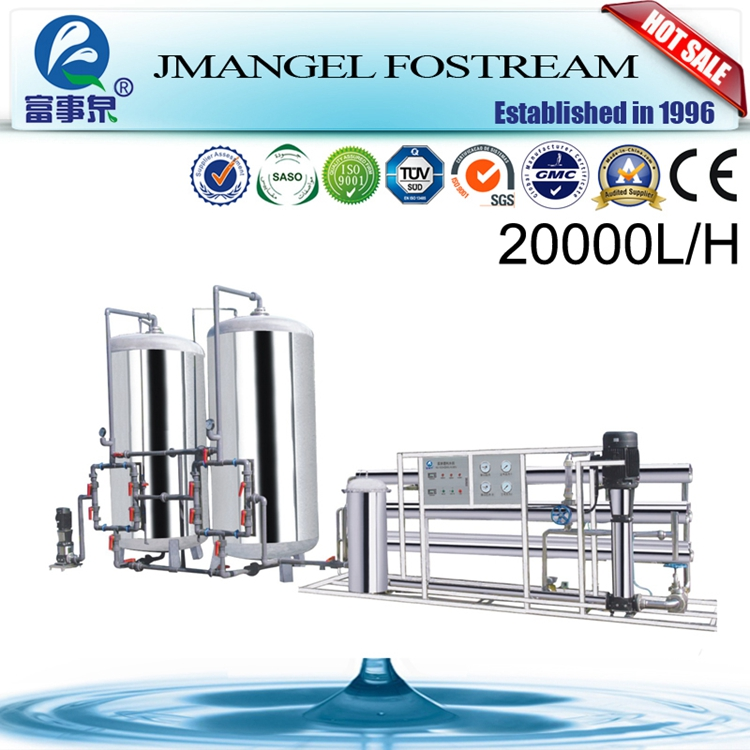 Factory price spring water purification process/automatic ro water filter system/water treatment bio media
