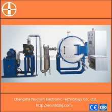 silicon carbide tube sintering furnace