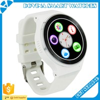 High quality OEM Android Smart Watch phone waterproof Metal Housing stainless steel watch 3G GPS Android mobile watch phones