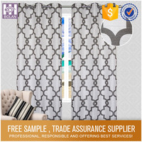 2016 Hot selling fashion hall divider curtain