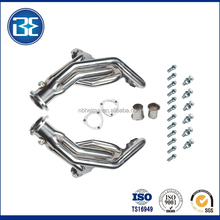 STAINLESS LONG TUBE RACING MANIFOLD HEADER/EXHAUST for Chevy GMC 1988-1995 305 350 5.7L