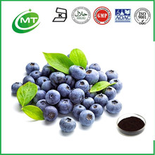 Natural Anthocyanidins 25% european bilberry extract/Vaccinium myrtillus L.