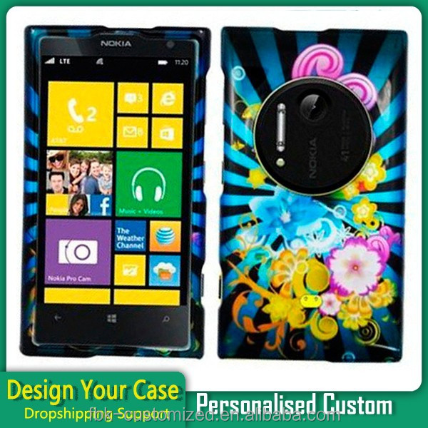 Custom Printed Phone case for Nokia Lumia1020, Custom cellphone case