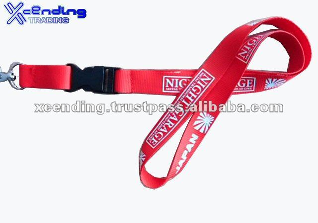 Xcending X-LY070 Double Hook Multi Colored Lanyard