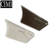 Wholesale hot sale good quality custom surf surfing wax comb