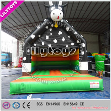 Inflatable cow bouncer for kids/Inflatable jumping