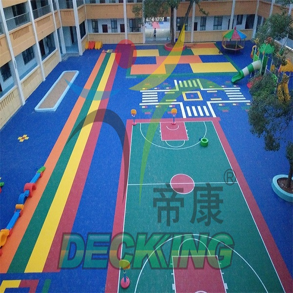 Multi function sport court surface ,multi use sports flooring