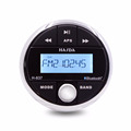 Marine Stereo Gauge Bluetooth Radio Mp3 Player FM AM