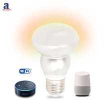 Smart Phone Wireless E27 Magic Android ISO Color Changing Led Bulb Smart Led Wifi Controlled Lights