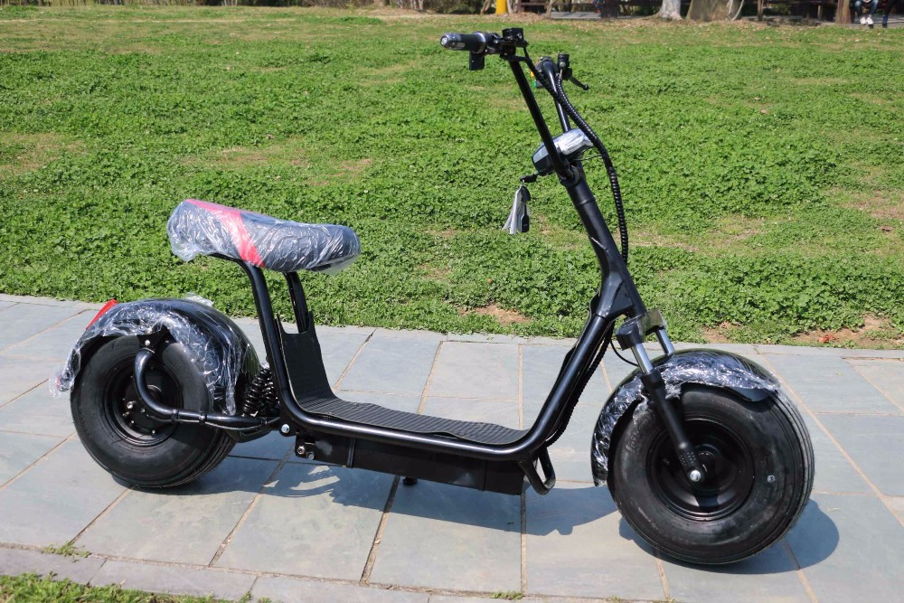 SC01 Dogebos 18*9.5 Tyre Citycoco/adult Mobility Scooter/fat Tyre Electric Scooter 1000w Cheap Citycoco Scooter