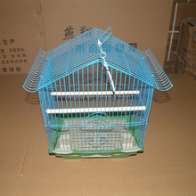 pet cage of bird cage