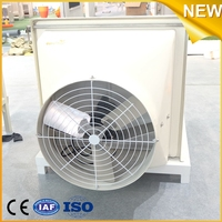 Fiber Glass Belt Driven Air Cooling Exhaust Cone Fan for Poultry Farm