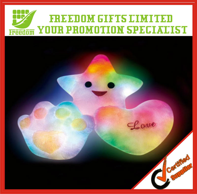 Colorful Flashing Glow Ball Toy