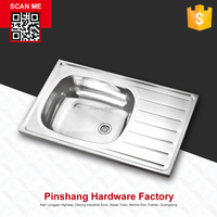 stainless steel kitchen sinks---PS765465