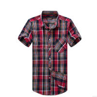 High quality 80 cotton 20 polyester latest shirt design for men